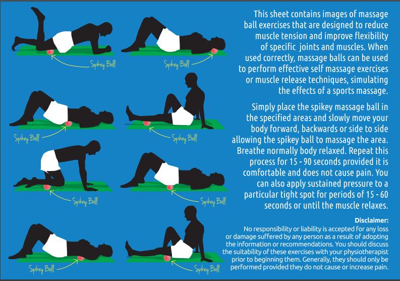 Geelong Chiropractor, Chiropractor Geelong, Geelong Chiropractic, Chiropractic geelong, spikey massage balls, massage geelong